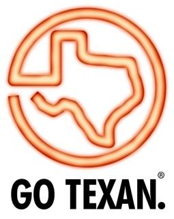 Go Texas logo