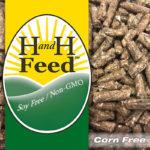 Swine Feed pellets pic