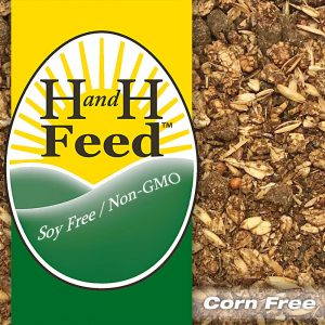 H and H Soy Free-Non-GMO Corn Free Feed