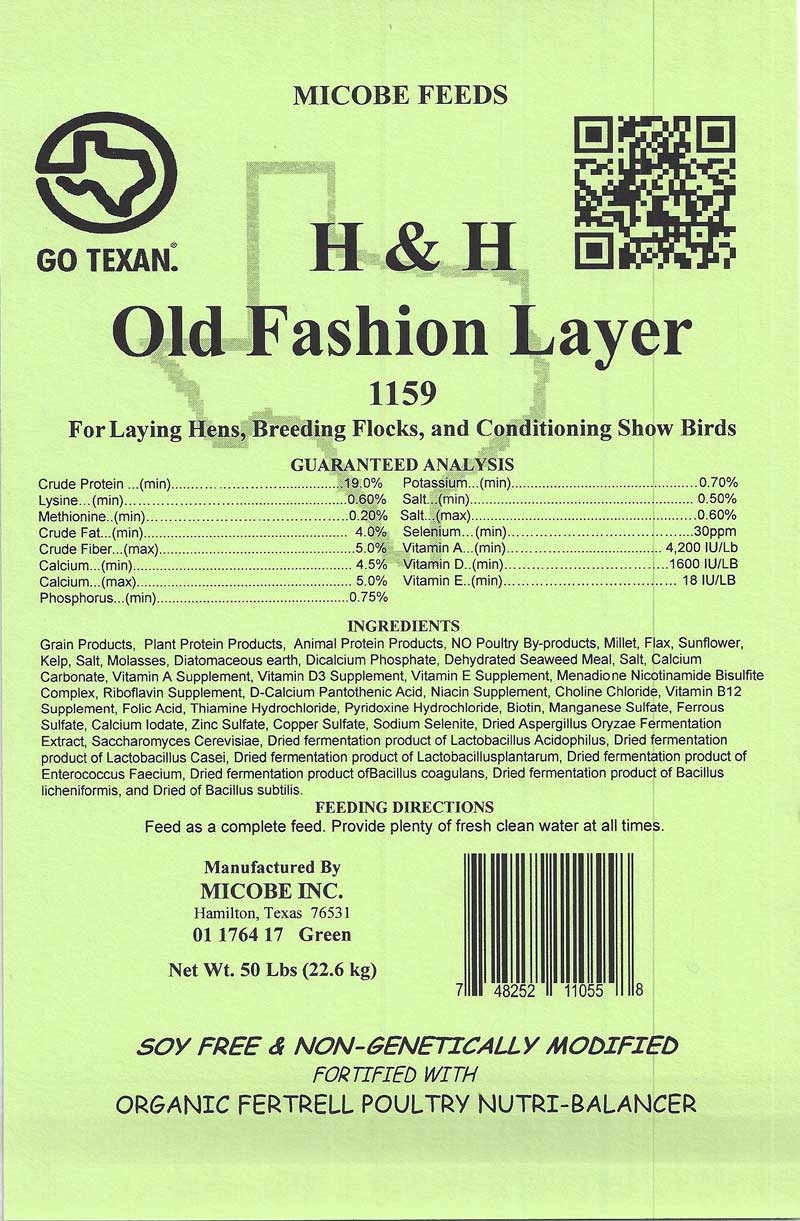 SALE!!!  Amazingly Tasty! Old Fashion Non-GMO Layer 50 Pounds FREE SHIPPING!!